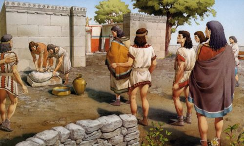 Civiltà antiche dell'Italia meridionale